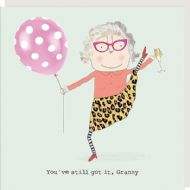 Rosie Made a Thing 'Still Got It Granny' Card